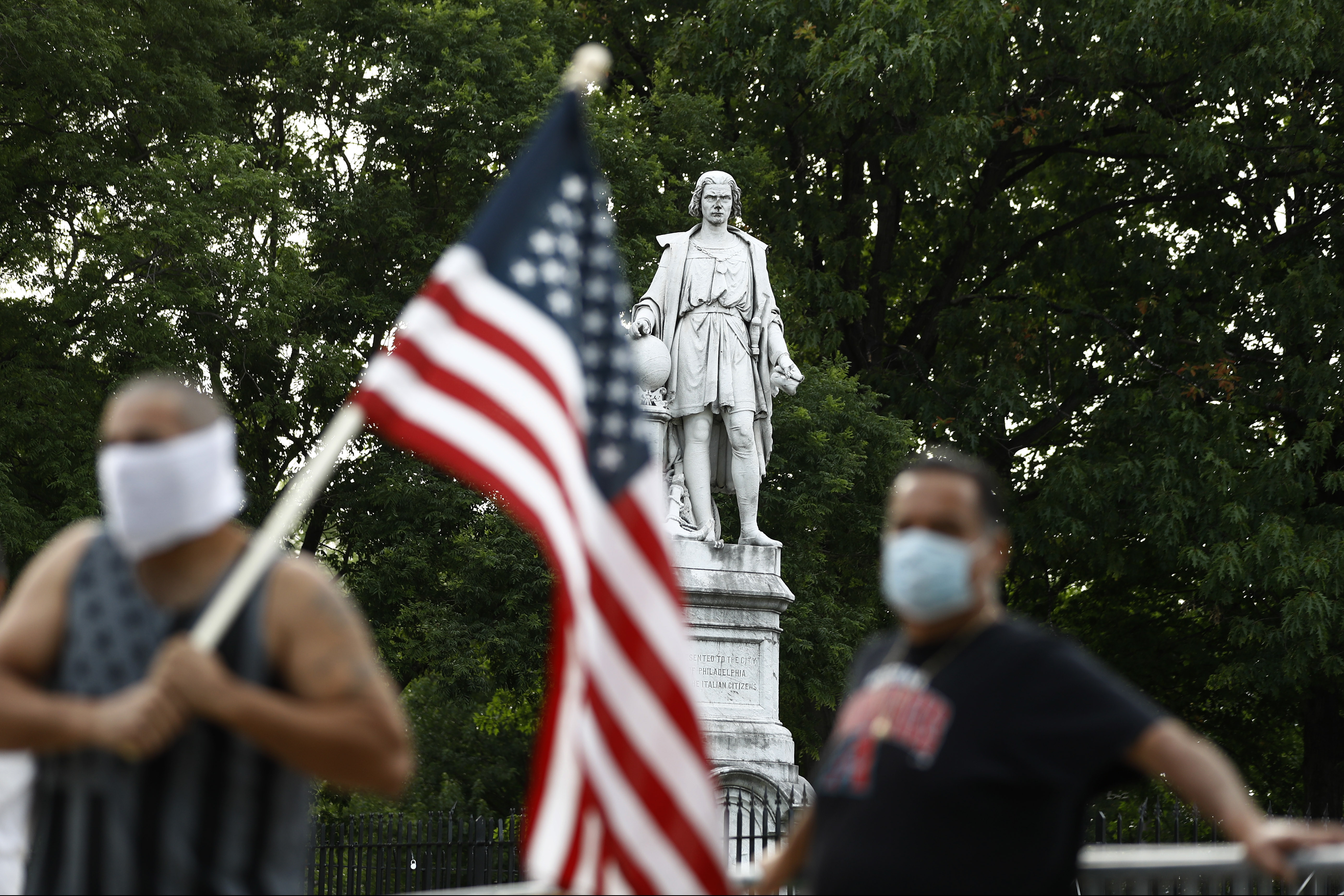 South Philly Columbus Statue to Be Stored, Permanent Future in the Air