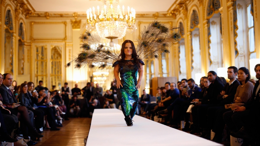 Paris Fashion Week Dwarf Show Photo Essay