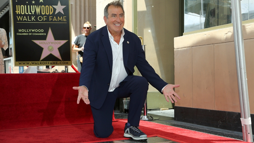 Kenny Ortega Honored with a Star on the Hollywood Walk of Fame
