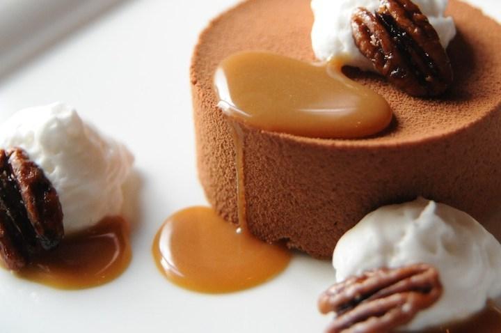 Absinthe.German Chocolate Cake
