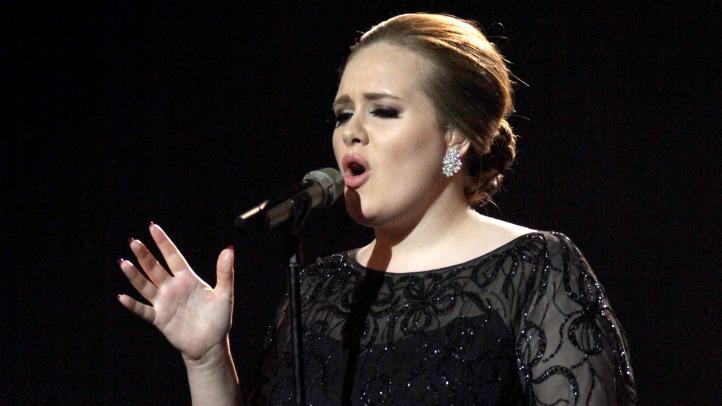 Adele Grammys