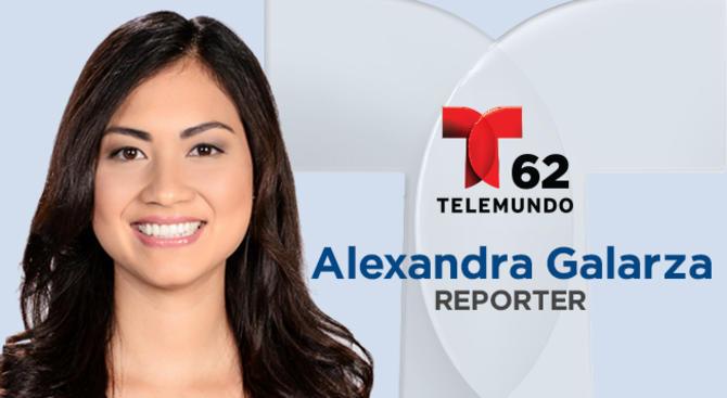 Photo of Alexandra Galarza