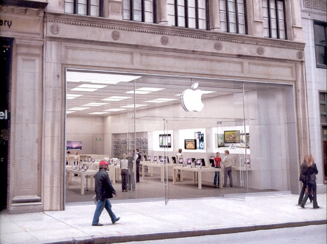 Apple Store - Walnut Street Rendering Crop