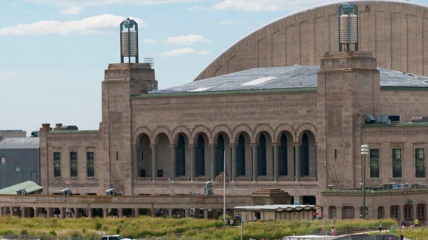 Atlantic City's Boardwalk Hall