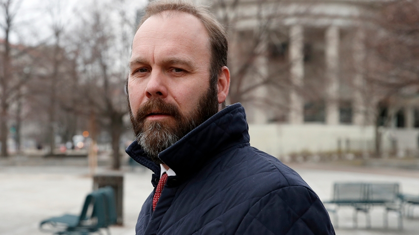 US asks no prison time for Rick Gates