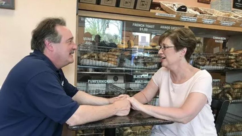 Bagel Shop Vows