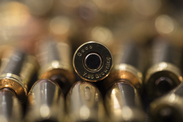 Picture of 7,65 browning bullets