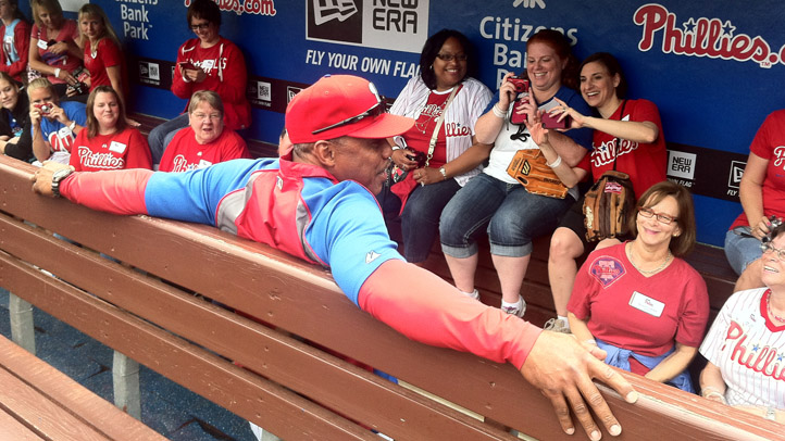 Baseball 101 Dugout Juan Samuel