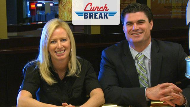 Rhea Hughes Ben Davis Lunch Break