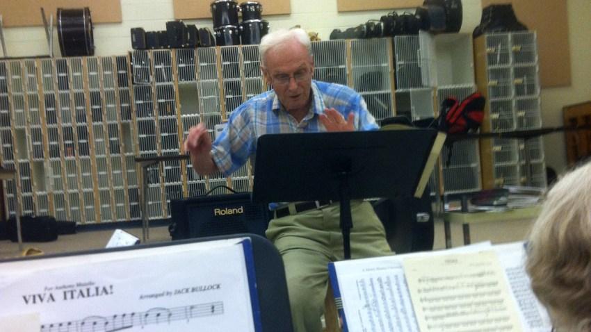 Bob McCoy Band Director 10 Questions