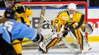 NWHL playoff game