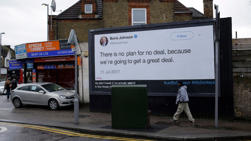 Brexit Britain in Limbo