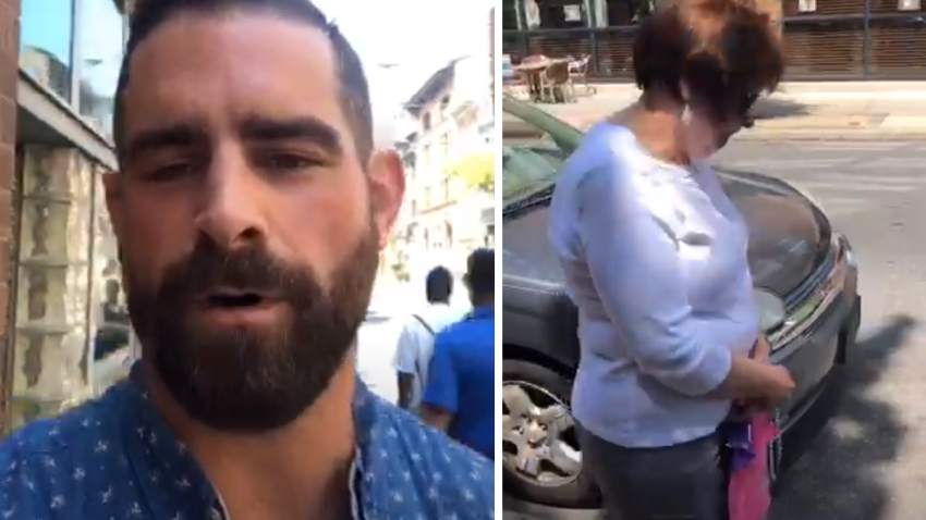Brian Sims Planned Parenthood Periscope