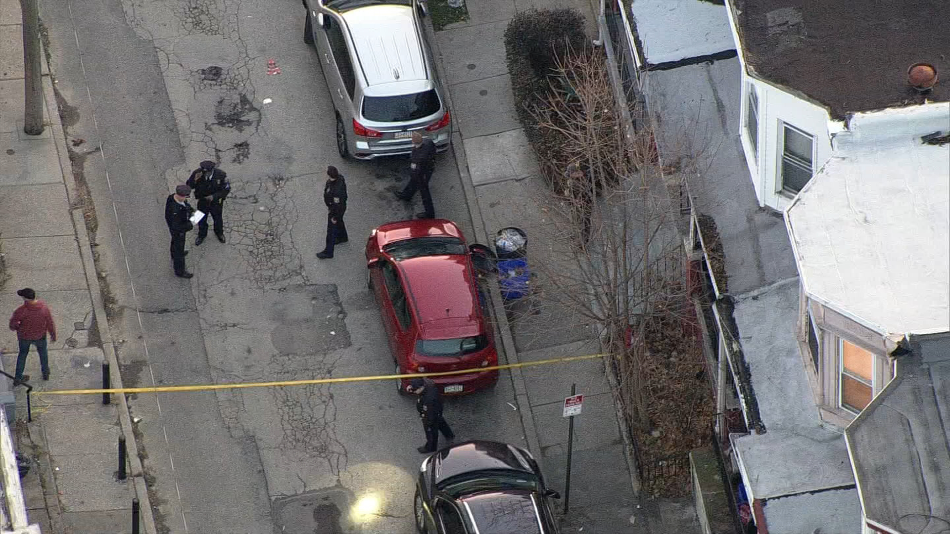 Ruby Street Double Shooting Philadelphia