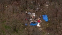 4 Found Dead in Tent at Homeless Camp in Del.