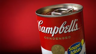 Classic Campbell's Condensed soup can