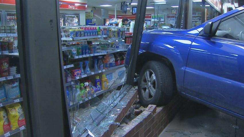 Car-Smashes-Into-7-11