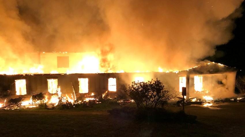 Social Justice Center Fire