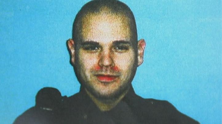 Chalfont Officer Jon Cousin