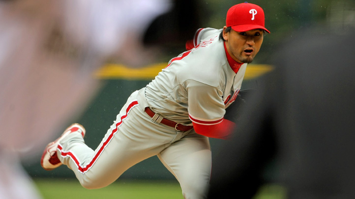 Chan Ho Park Phillies