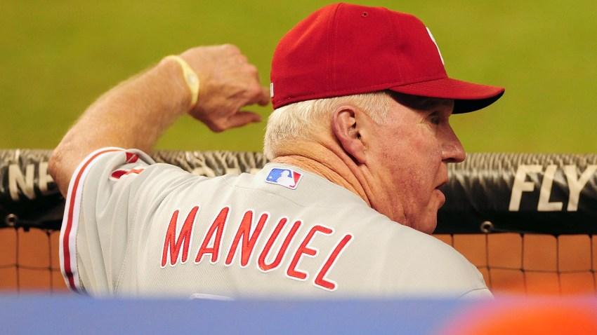Phillies Charlie Manuel