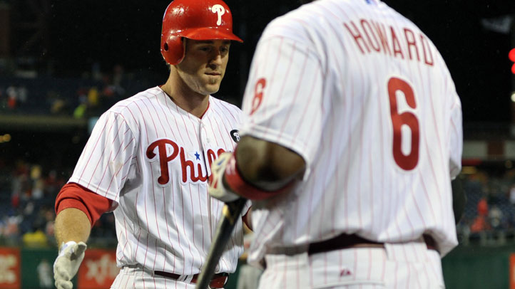Chase_Utley_Ryan_Howard_Updates_Injury_Limited_Practice_Jim_Thome