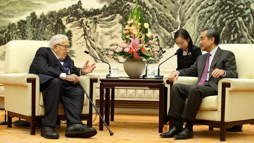 China US Kissinger