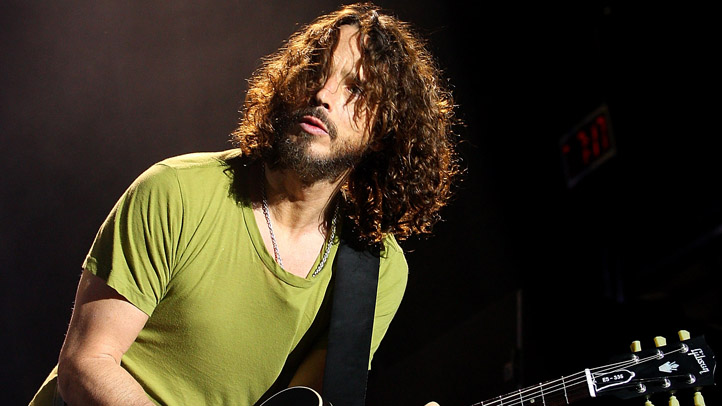 Chris Cornell Guitar