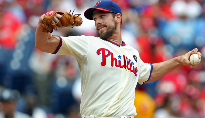 Cliff Lee Throws