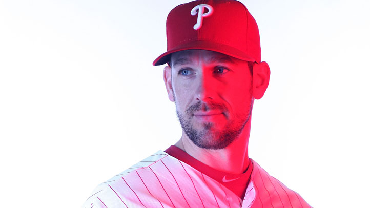 Cliff Lee Red Phillies