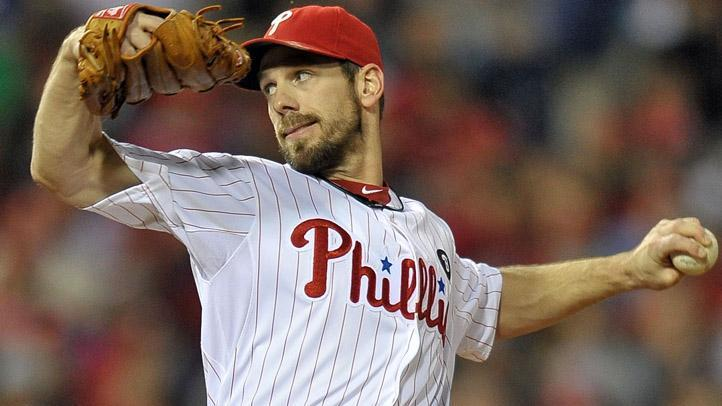Cliff Lee NLDS Game 2