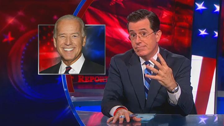 Colbert Biden