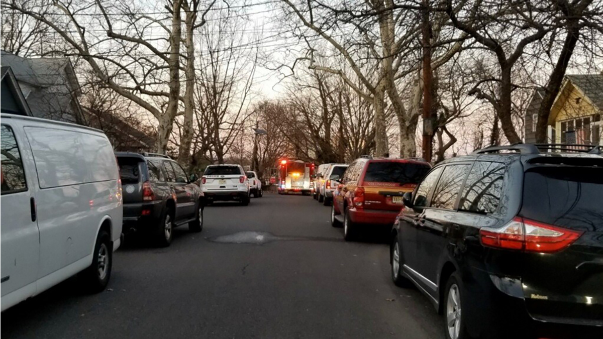 Home Invader Attacks Person, Sets House on Fire in Collingswood