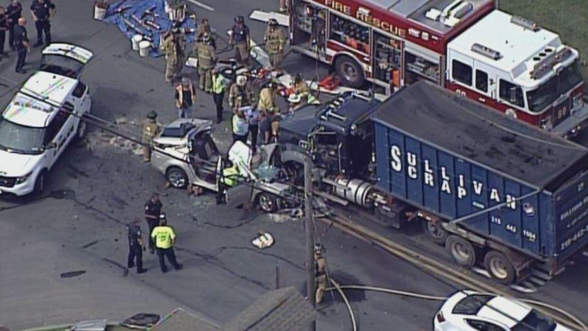 County Line Road Deadly Crash