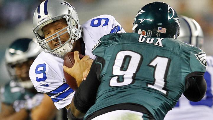 Cox Hits Romo