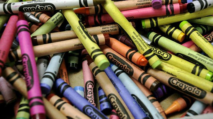 Taking Crayolas Name