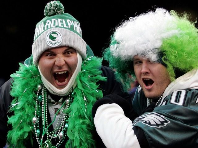 [PHI] Crazy Eagles fans