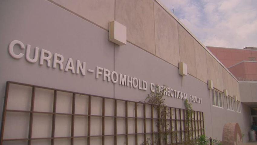 Curran Fromhold Prison Philadelphia Prison