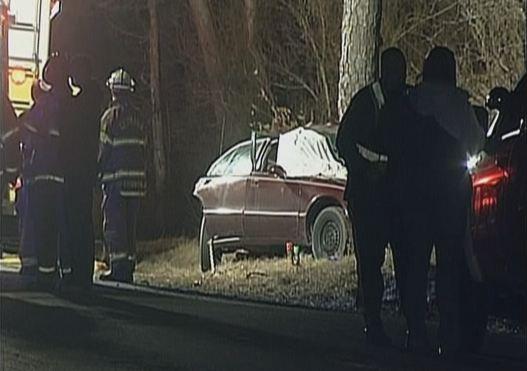 Deadly Crash Galloway Township