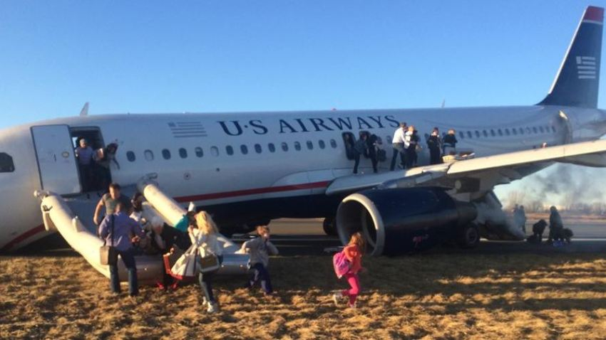 Evacuated Plane 31314
