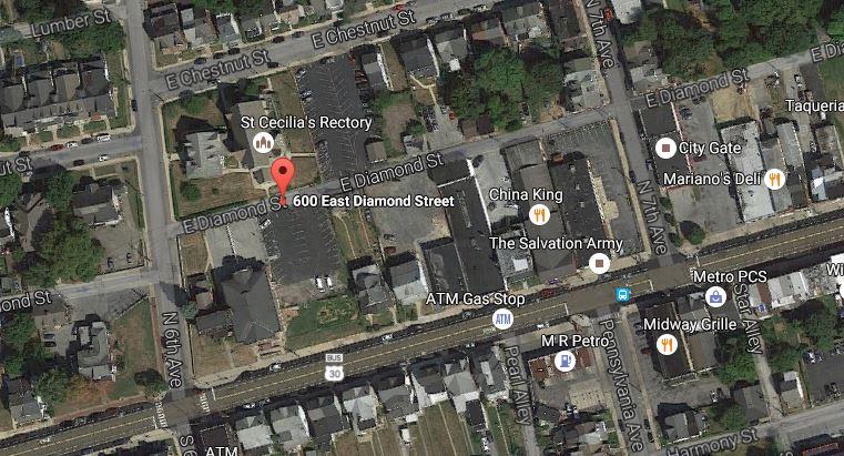 Diamond Street Homicide Coatesville
