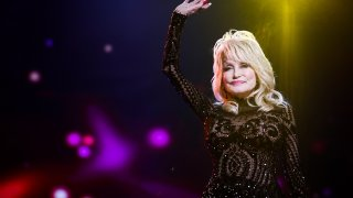 In this file photo, Dolly Parton attends MusiCares Person of the Year honoring Dolly Parton at Los Angeles Convention Center on February 08, 2019 in Los Angeles, California.