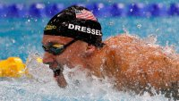 Dressel, Ledecky Lead Chase for Olympic Berths at US Trials