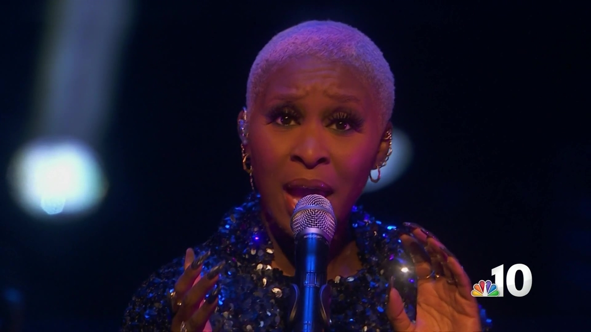 2020 July 4th Philly Concert: Cynthia Erivo Performs 'Stand Up'