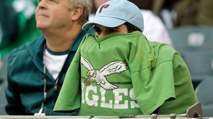Upset Eagles Fan Phillies Hat