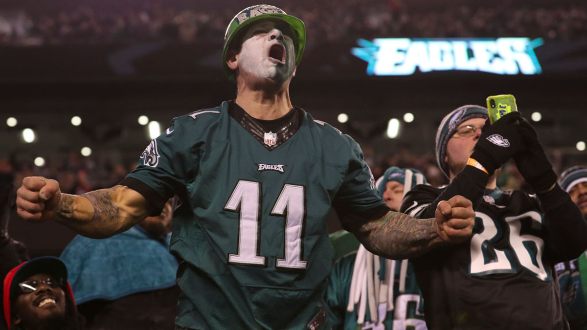Eagles Fans Likely Won't Be Allowed at Home Opener, Philly Officials Say
