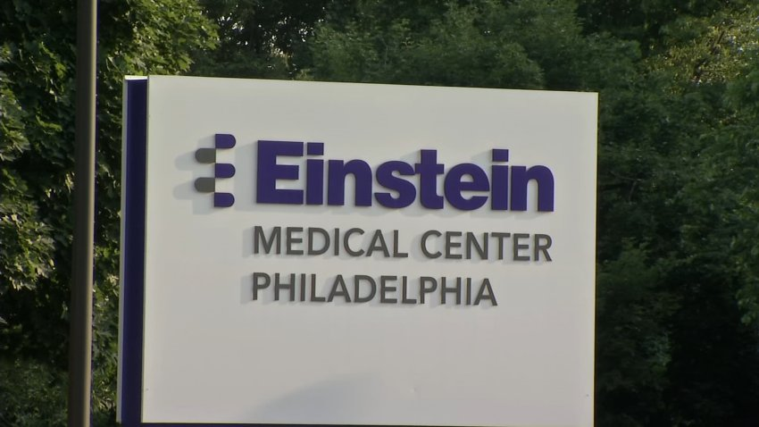 Einstein Medical Center sign