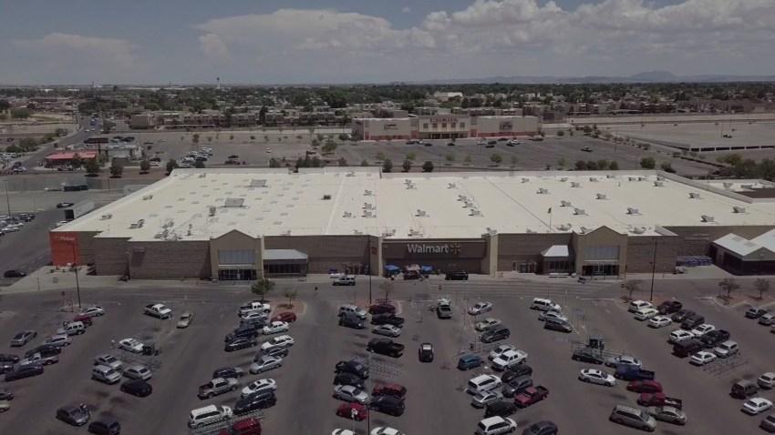 El Paso Walmart