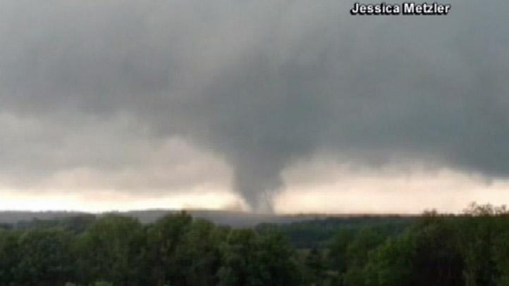 Erie Tornado