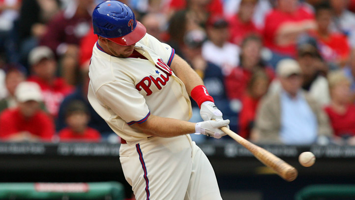 Erik Kratz Phillies